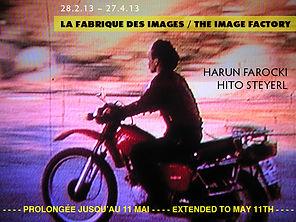 The Image Factory: Harun Farocki, Hito Steyerl