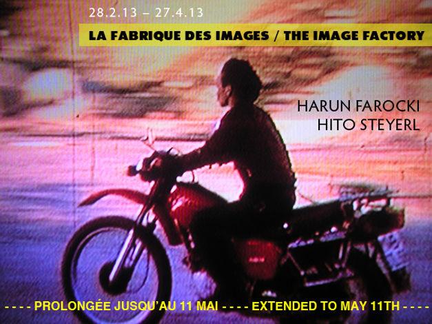 La Fabrique des images, artists Harun Farocki, Hito Steyerl, Nuit Blanche à Montréal