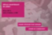 Ateliers de Commissariat et écriture pour critiques et commissariat en arts visuels, avec Pip Day
