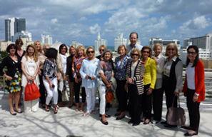 Art Tour Miami, 2012, SBC Gallery fundraiser, contemporary art