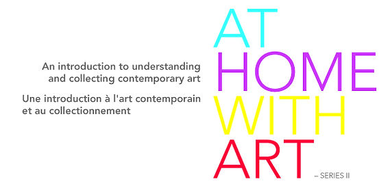 At Home With Art, Series II, lecture courses by Pip Day and Sarah Watson