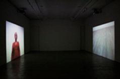 Observations Volet 2, artiste Manon Labrecque, vidéo Valses, commissaire Nicole Gingras