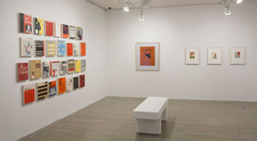 Judging Books by their Covers: Marc Joseph Berg, Hans-Peter Feldmann, Gayle Johnson, R.B. Kitaj, Lorrain Oades, curator Peter White