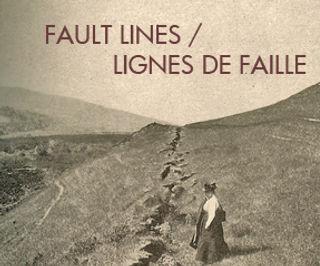 Fault Lines: Yael Bartana, Bertolt Brecht, François Bucher, Sophie Castonguay, Angela Melitopoulos, Maurizio Lazzarato 2013