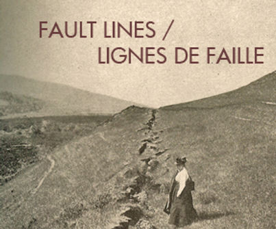 Lignes de faille, commissaire Pip Day, artists Bartana, Brecht, Bucher, Castonguay, Melitopoulos, Lazzarto