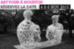 Art Tour à Houston 2013, Galerie SBC, l'art contemporain, collections privées