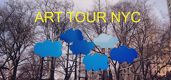 At Home With Art, winter 2014 contemporary art tours