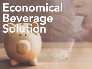 Is There An Economical Beverage Solution?