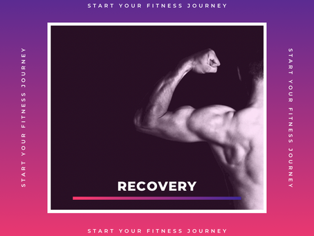 Weight Loss AND Recovery