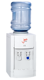 Jazz 1100 Bottled Table Top Water Cooler In Cold & Ambient