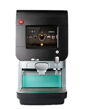 Excellence touch liquid raost commercial coffee machine