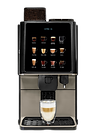 Vitro brean to cup coffee mahcine with distance selection touch free dispense
