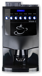 Vitale  Bean to Cup Coffee Fully Inclusive Coffee Machine Rental Available Berkshire, Oxfordshire, Hampshire, Wiltshire, Buckinghamshire