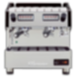Fiamma Atlantic Compact Traditional Espresso Machine  Complete Rental Package from Crown Water & Coffee