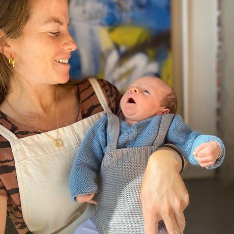 Ser mamá en la nueva normalidad