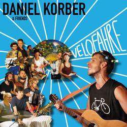 COVER Velofahre Daniel Korber Klein