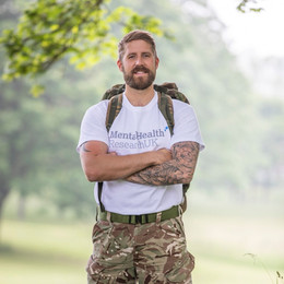 Phil Angus talks about his motivation for undertaking the gruelling Isle of Wight challenge