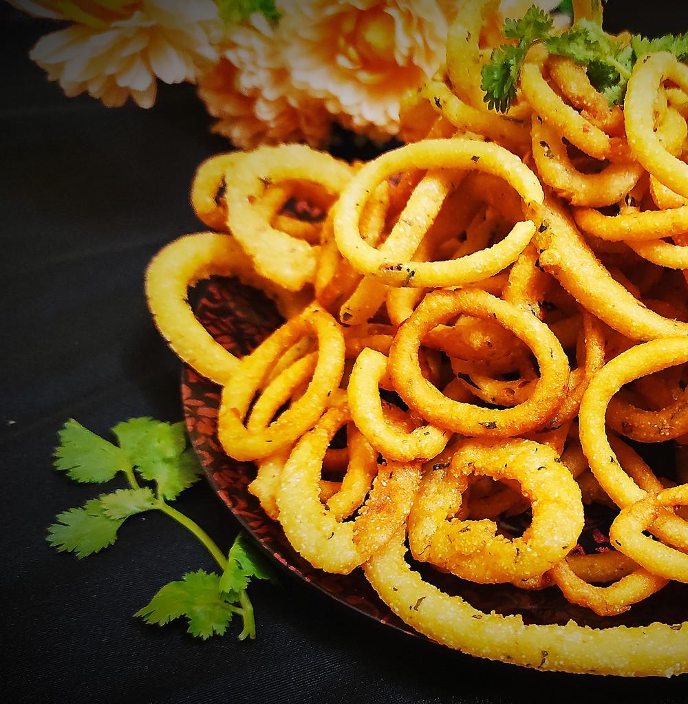 Potato Garlic Ring Recipe   How to Make Potato Garlic Ring   by Sandipta's Cookery   Recipeuwish