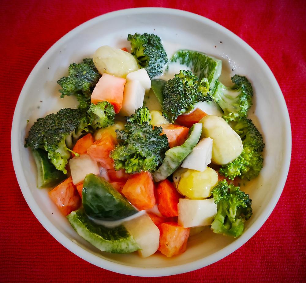 How to Make Veg Crispy | Restaurant Style Veg Crispy Recipe | by Sandipta's Cookery | Recipeuwish