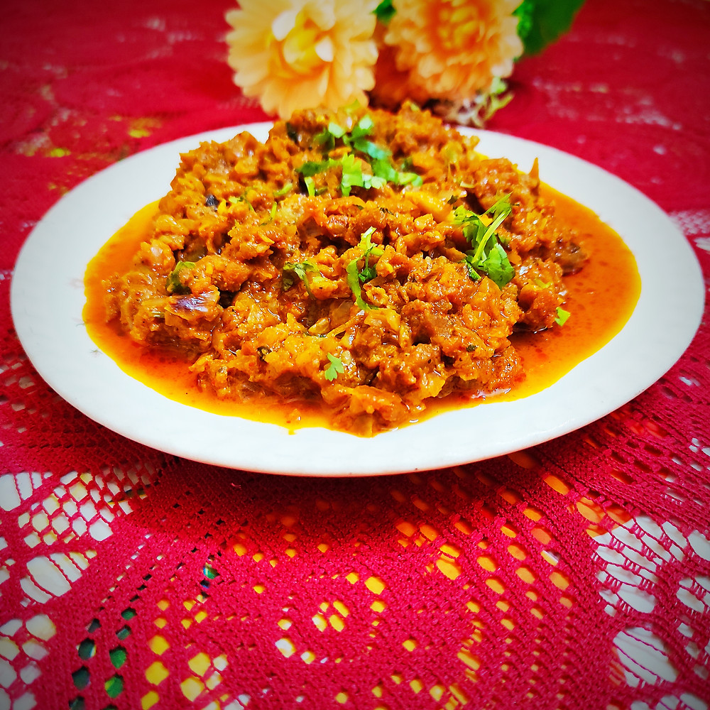 Mutton Keema Recipe | Bhuna Keema Recipe | Mutton Keema Curry Recipe | by Sandipta's Cookery