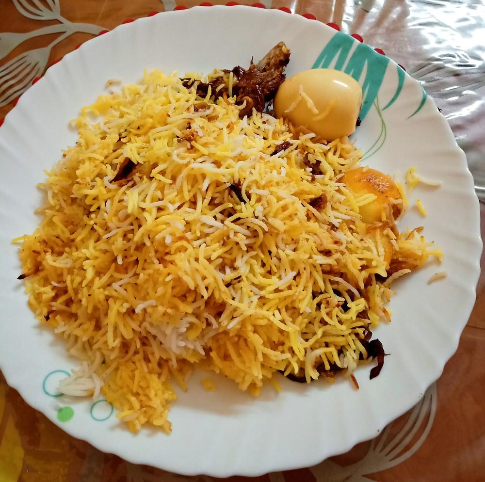 #Chicken Biriyani# Eat whenever You Wish