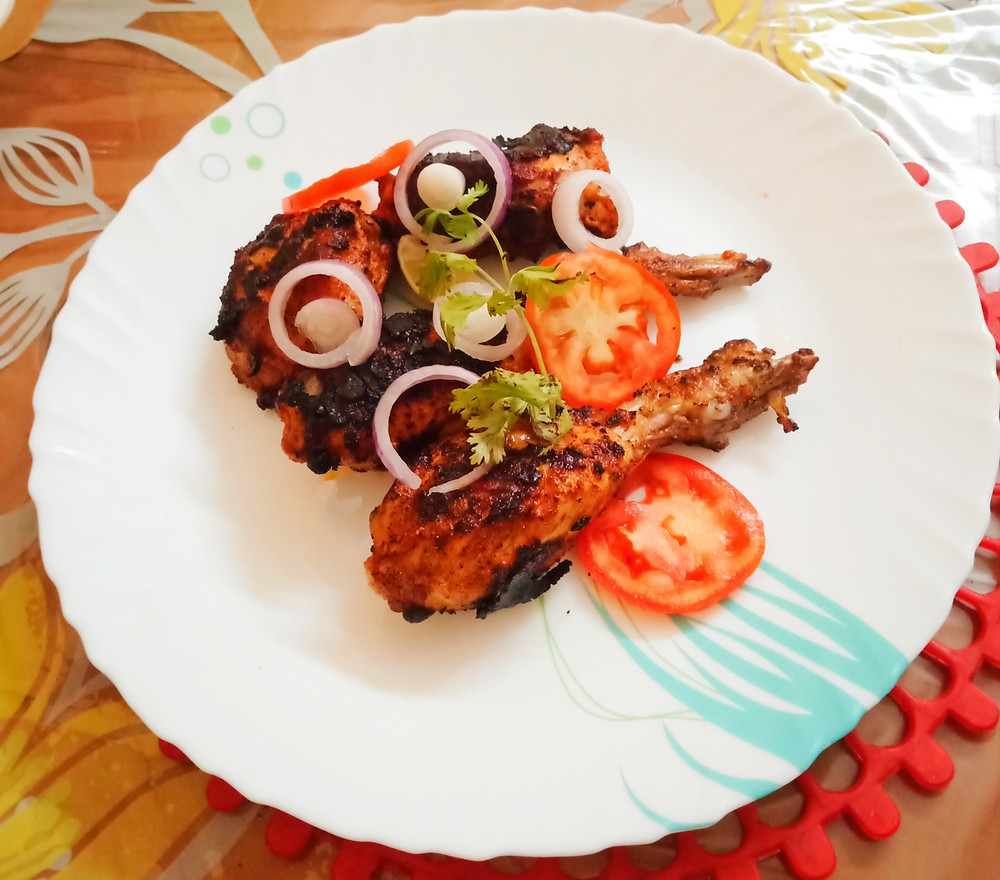 Tandoori Chicken without microwave | How to make Tandoori Chicken at Home