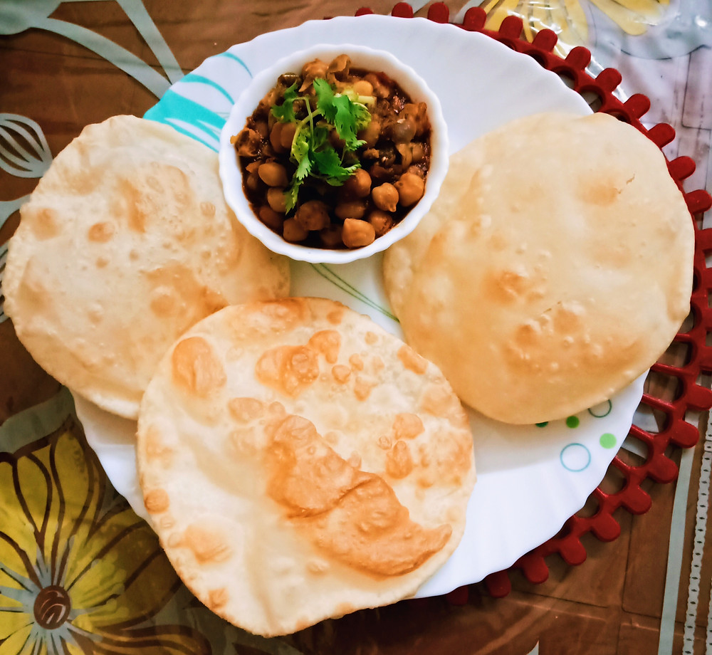 Chole Bhature- A typical Punjabi Dish touch your Heart.