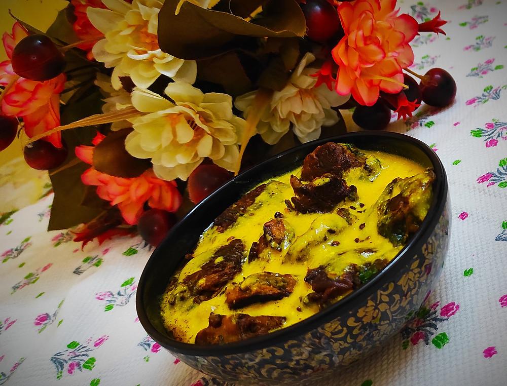 Kadhi Pakora Recipe | Punjabi Kadhi Pakora | Easy Recipe of Kadhi Pakora by Sandipta's Cookery