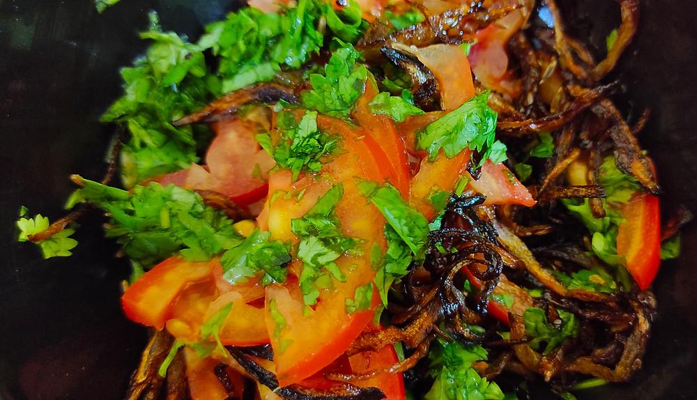 Brown Rice Biriyani Recipe   Restaurant Style Biriyani Recipe   by Sandipta's Cookery   Recipeuwish
