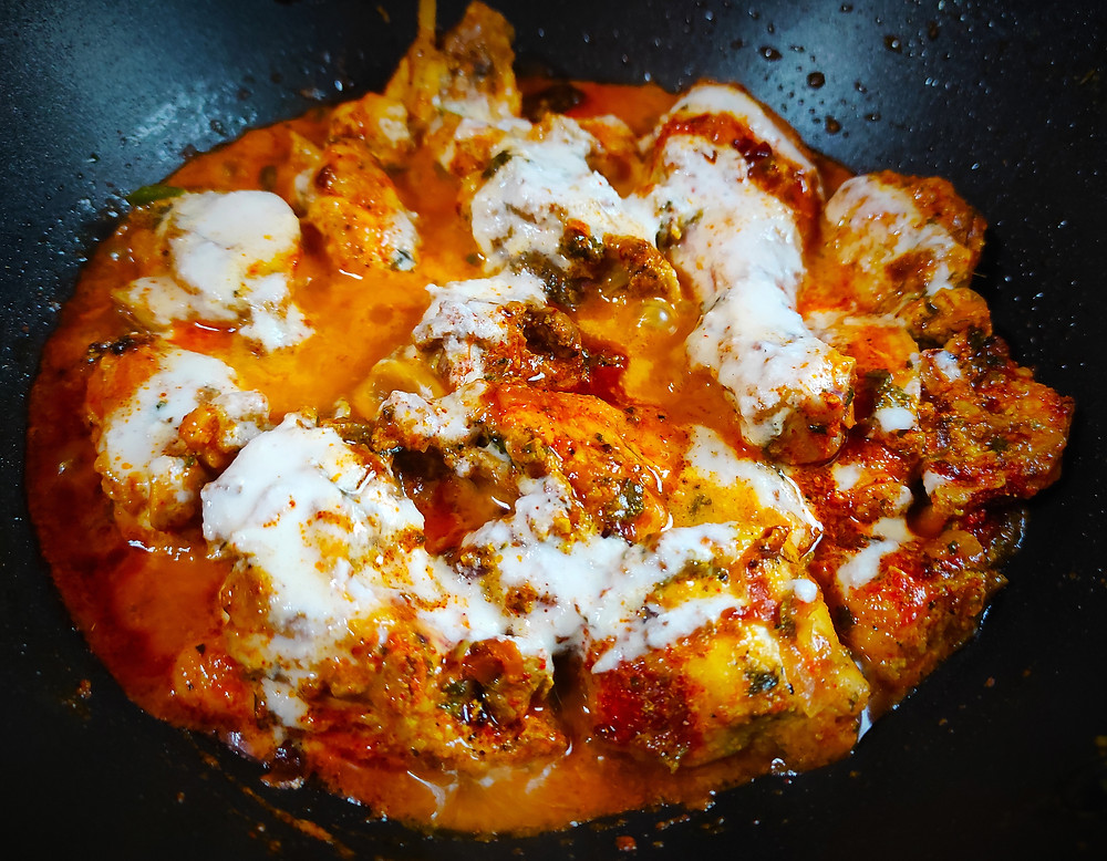 Kasuri Malai Murgh Recipe l Chicken recipe - by Sandipta's Cookery