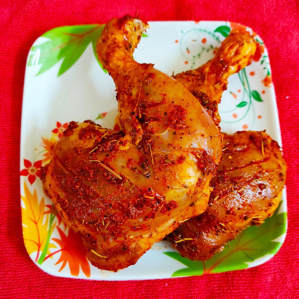 Grilled Greek Chicken Recipe | Easy Grilled Greek Chicken Recipe | Recipeuwish