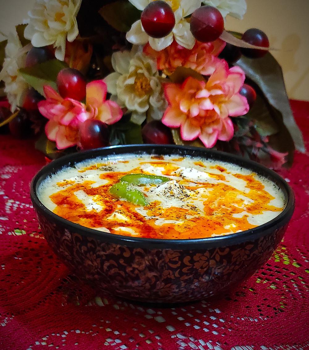 Paneer Kali Mirch Recipe | Paneer Recipes - Sandipta's Cookery