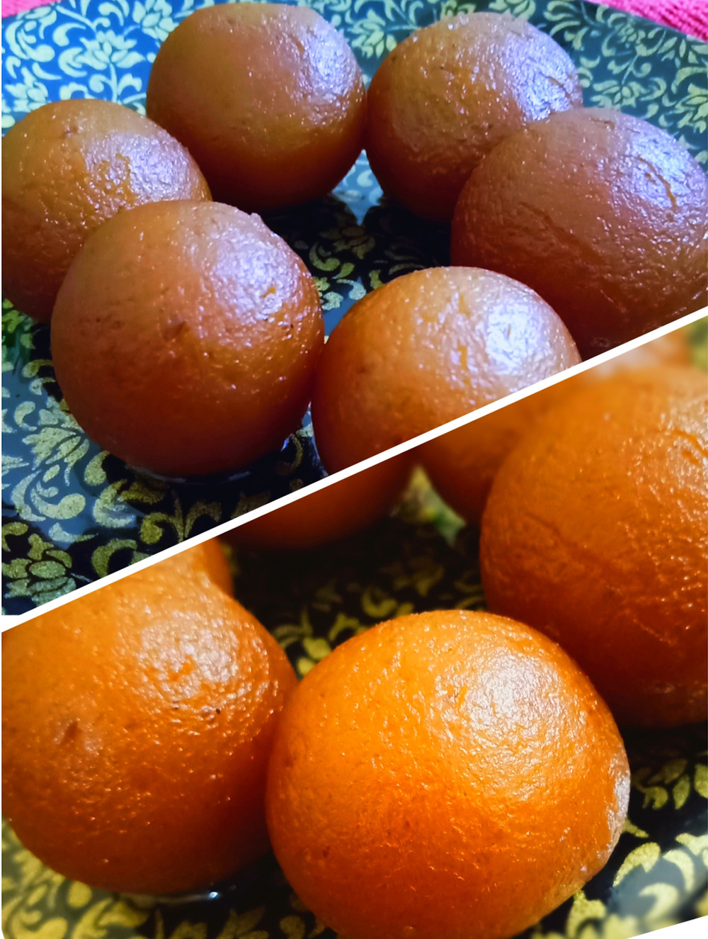Ledikeni is a light fried reddish-brown sweet ball made of Chhena and flour and soaked in sugar syrup.