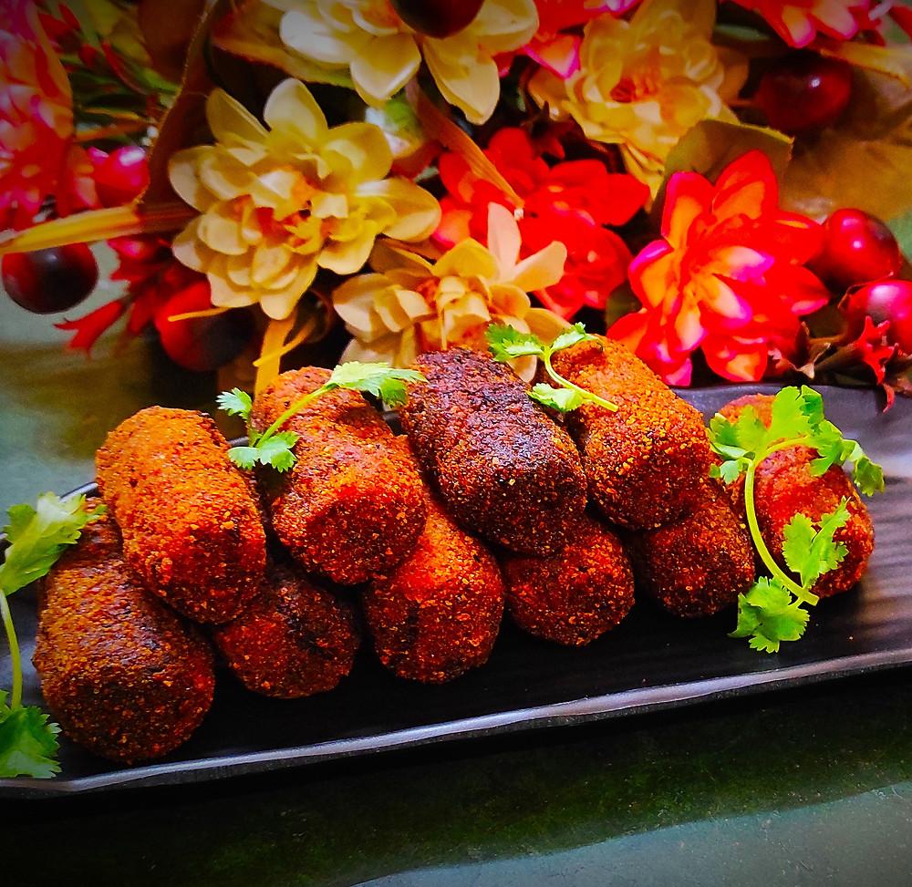 Vegetable Chop | Veg Chop Recipe | Bengali Vegetable Chop |  Kolkata Style Vegetable Chop of India by Sandipta Sinha