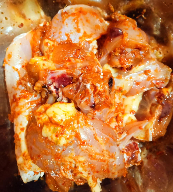 Kadai Chicken Recipe | Chicken karahi - Sandipta's Cookery | Recipeuwish