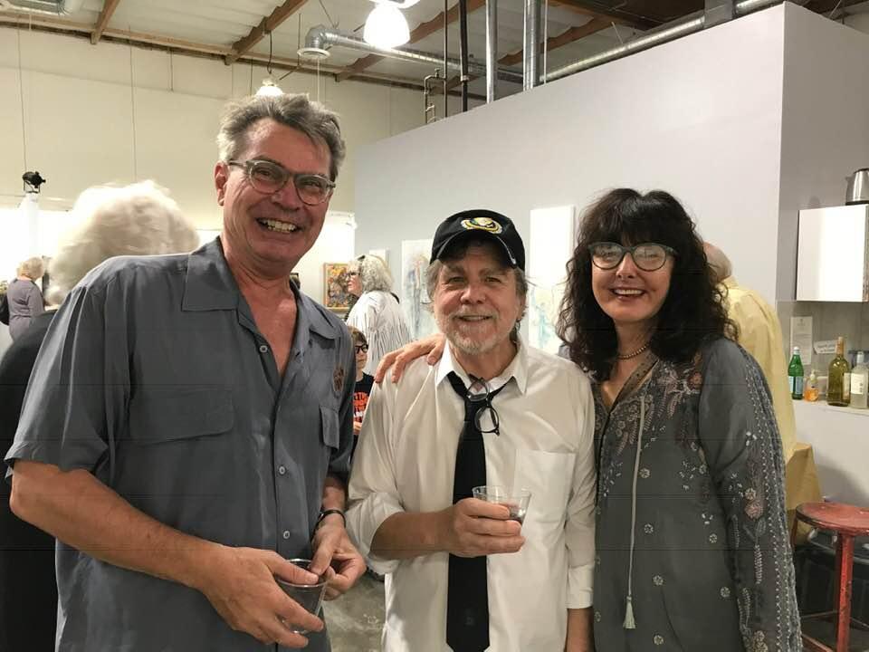 Ray, Gary & Wendy