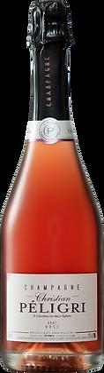 Champagne Peligri Rosé