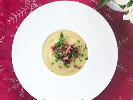Leek & Potato Soup...