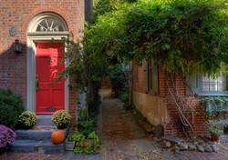 Home-Red-Door