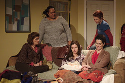 Loose Knit: The Women Commiserate