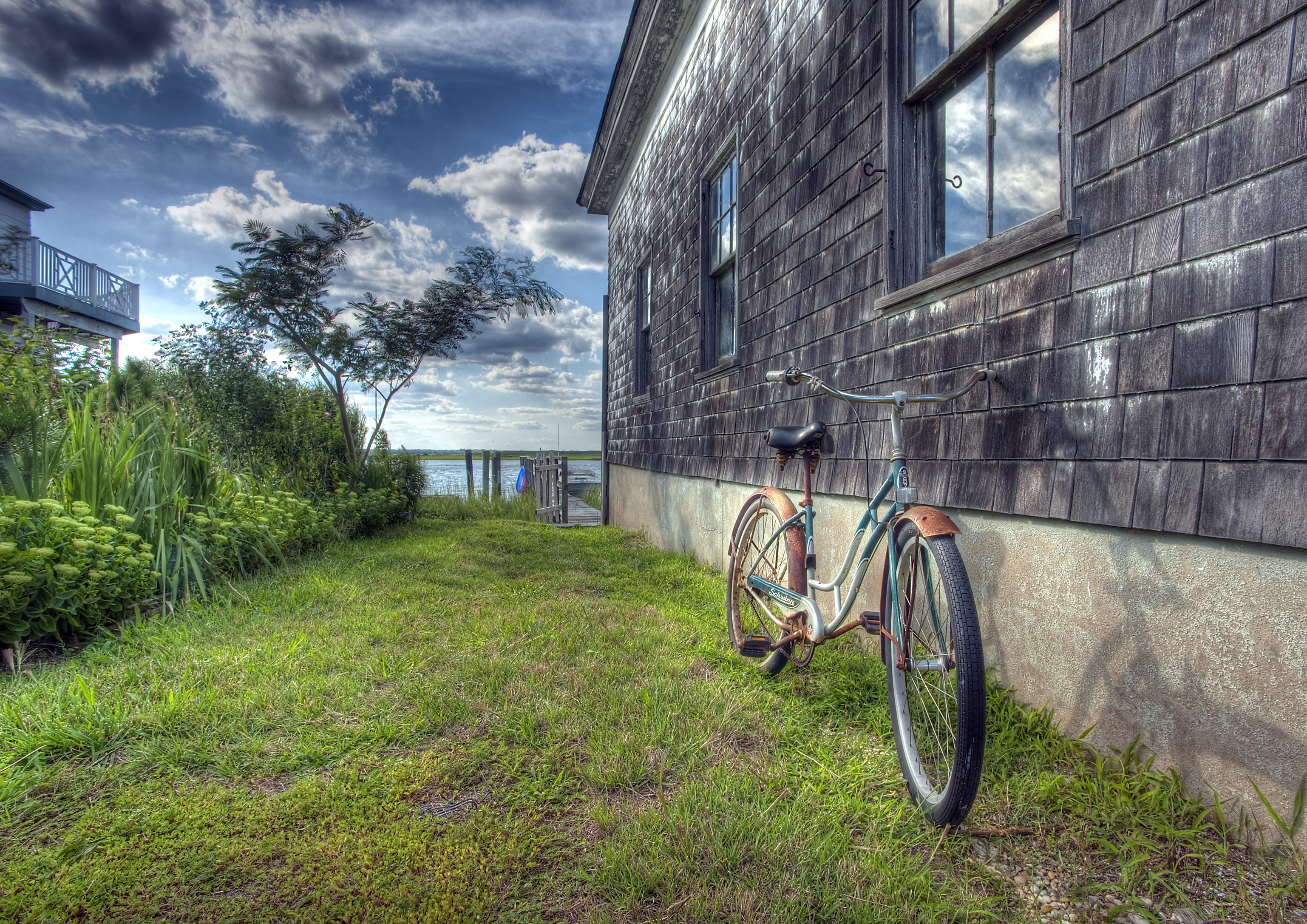 Home-Old-Bike