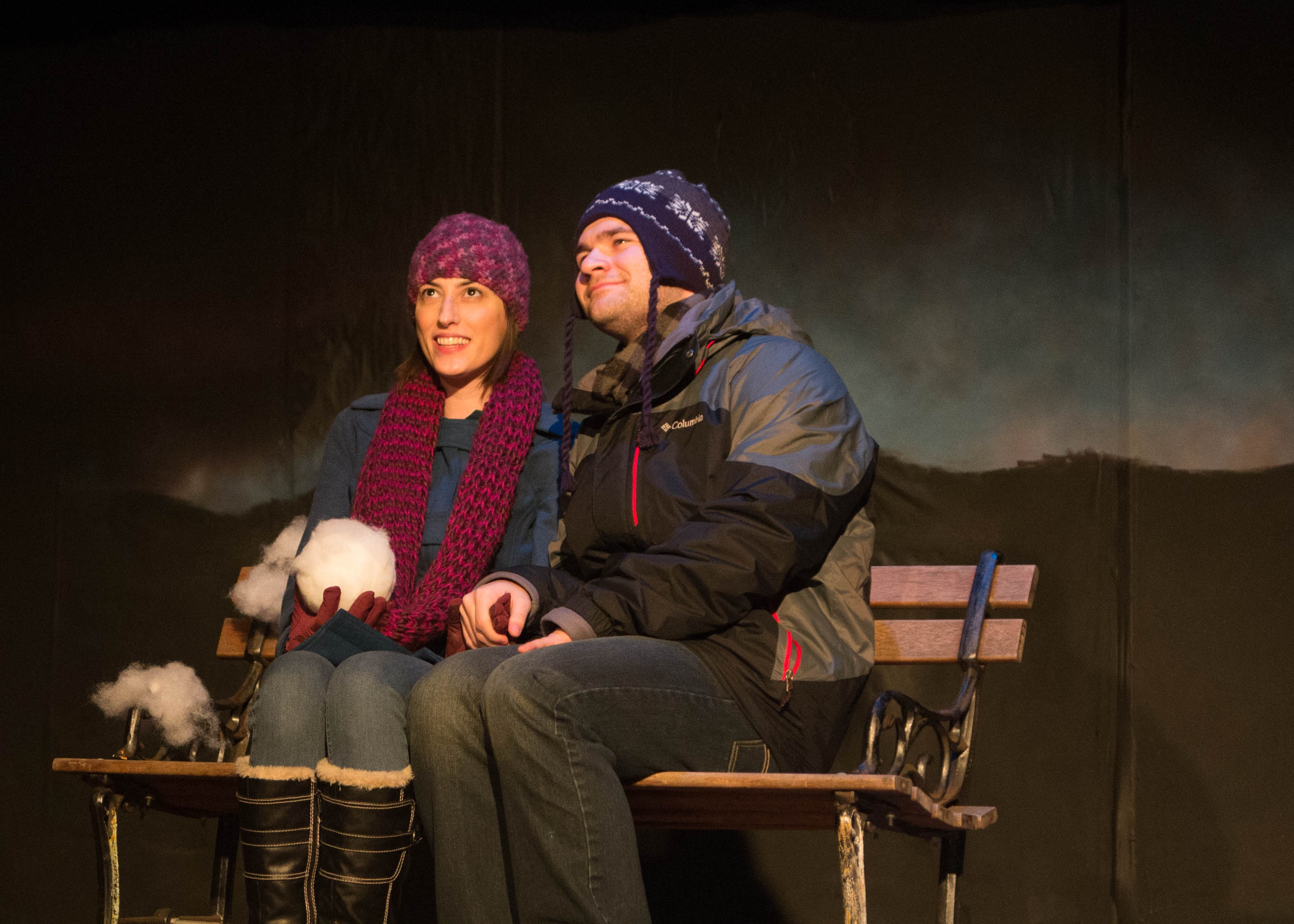 Almost Maine: Closer--Pete & Ginette