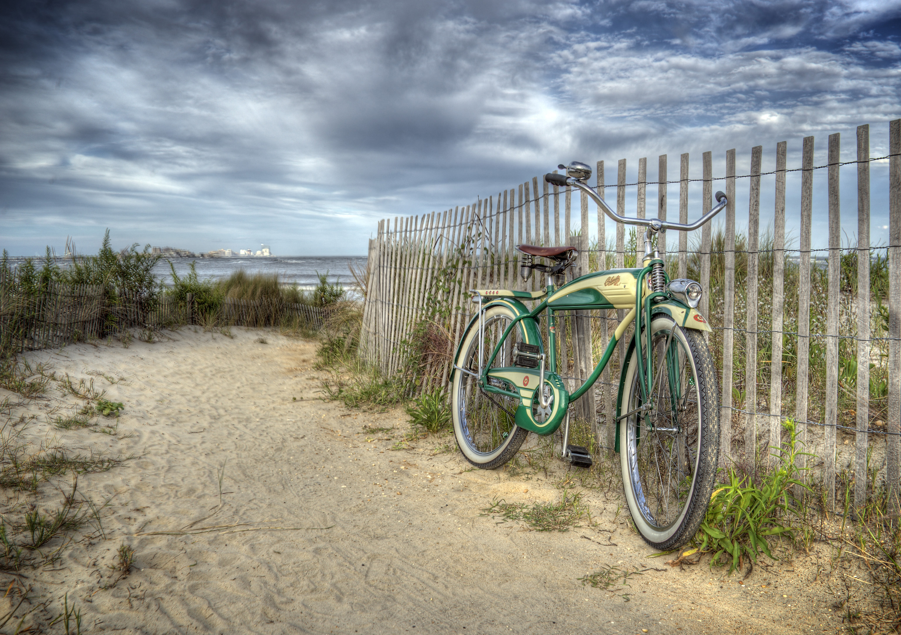 Home-Beach-Bike