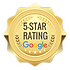 5 star rating branding marketing social media web design