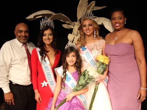 Miss Art Deco 2014 Pageant