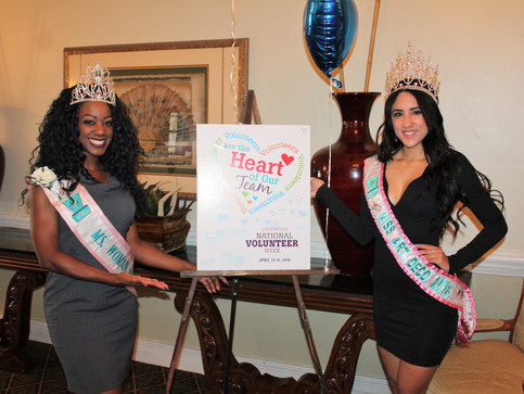 Volunteer Recognition Ceremony of Miami VA Healthcare