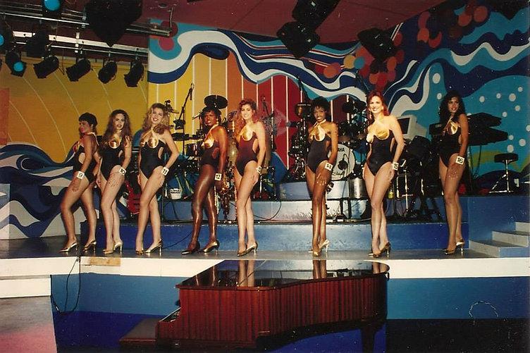 Miss Art Deco 1994