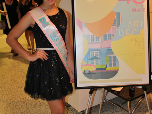 Art Deco Poster Presentation and Signing Reception 2016