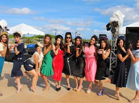 Fifth Annual Art Deco Weekend Fashion Show