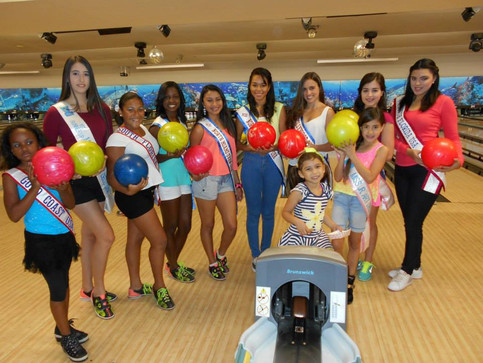 Charity Bowling Tournament